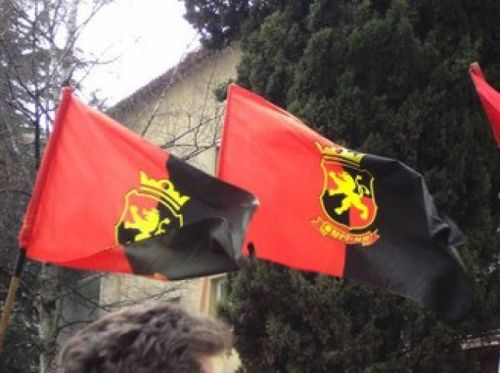VMRO-PP proposes a new flag which reflects the multi-ethnic character
