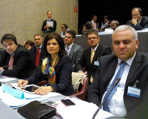 Vishegrad group supports Skopje's efforts in the Euro integrating process