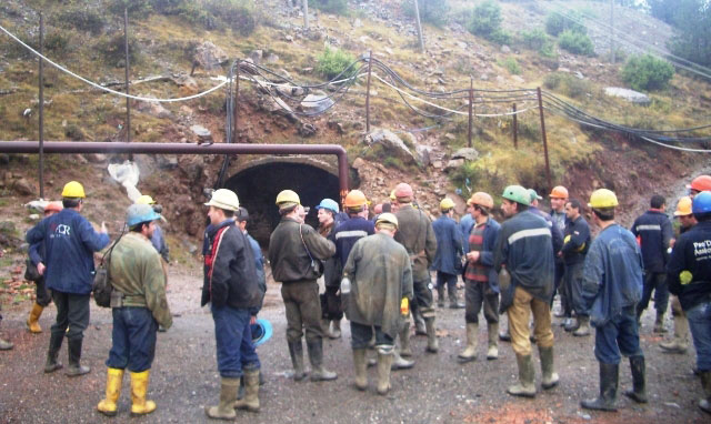 Hundreds of companies exploiting mines cause damages to the Albanian state
