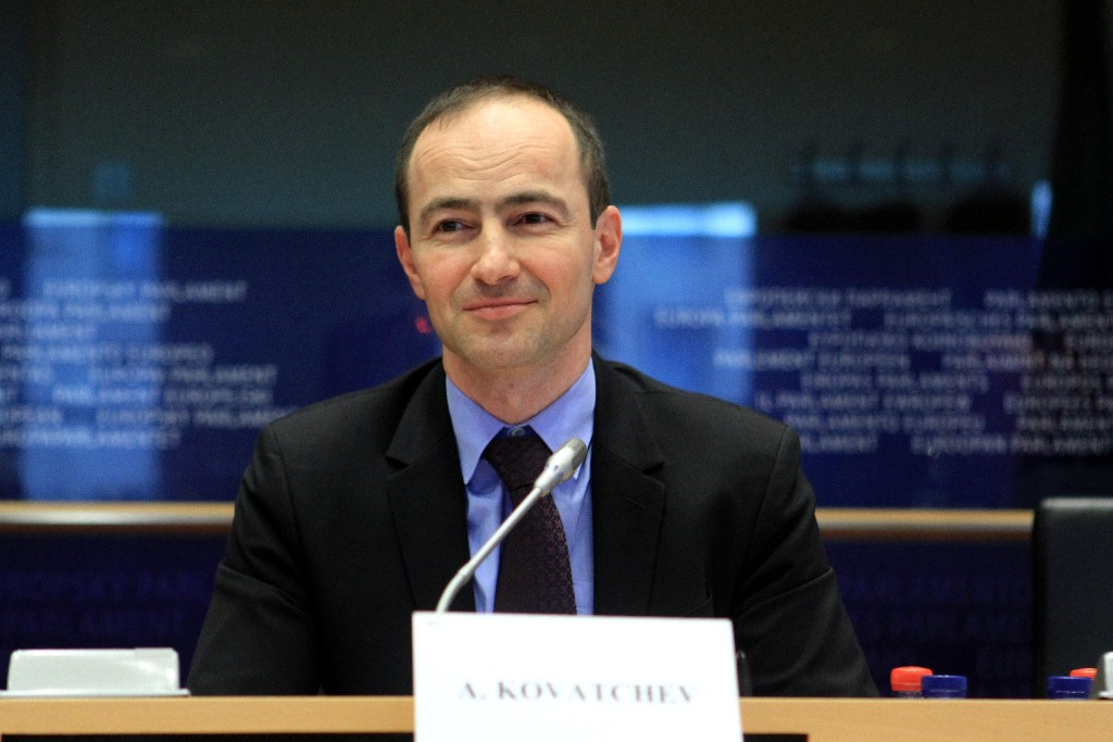 A. Kovatchev: Europe is the solution.