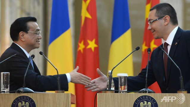 China announces 8 bln Euros investments in Romania