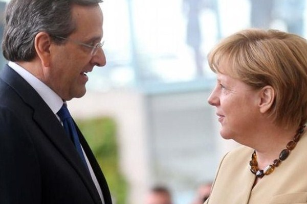 Samaras stronger after Merkel meeting in Berlin