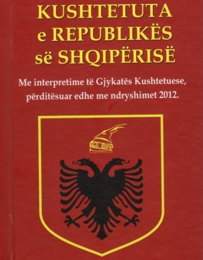 Political forces in Albania debate about the new constitutional changes