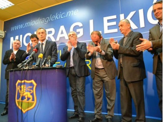 Democratic Front: Social Democratic Party must leave the government