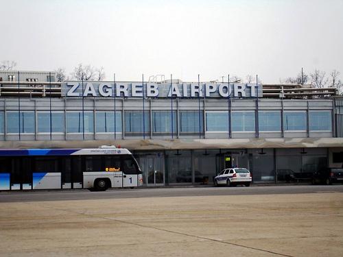 Shutdown in Zagreb Airport, strike imminent
