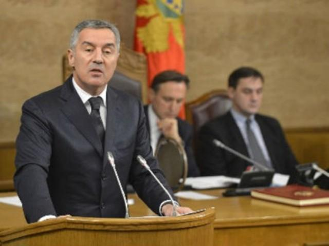 Premier Djukanovic to appear in front of MPs tomorrow
