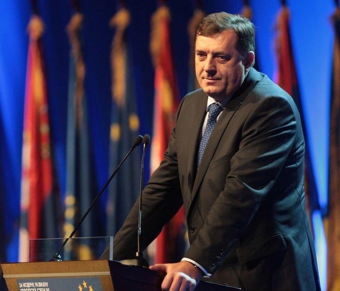 RS President Milorad Dodik Proposed Dissolution of B&H in Belgrade Last Night