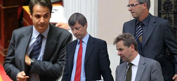 Athens-troika negotiations drag on