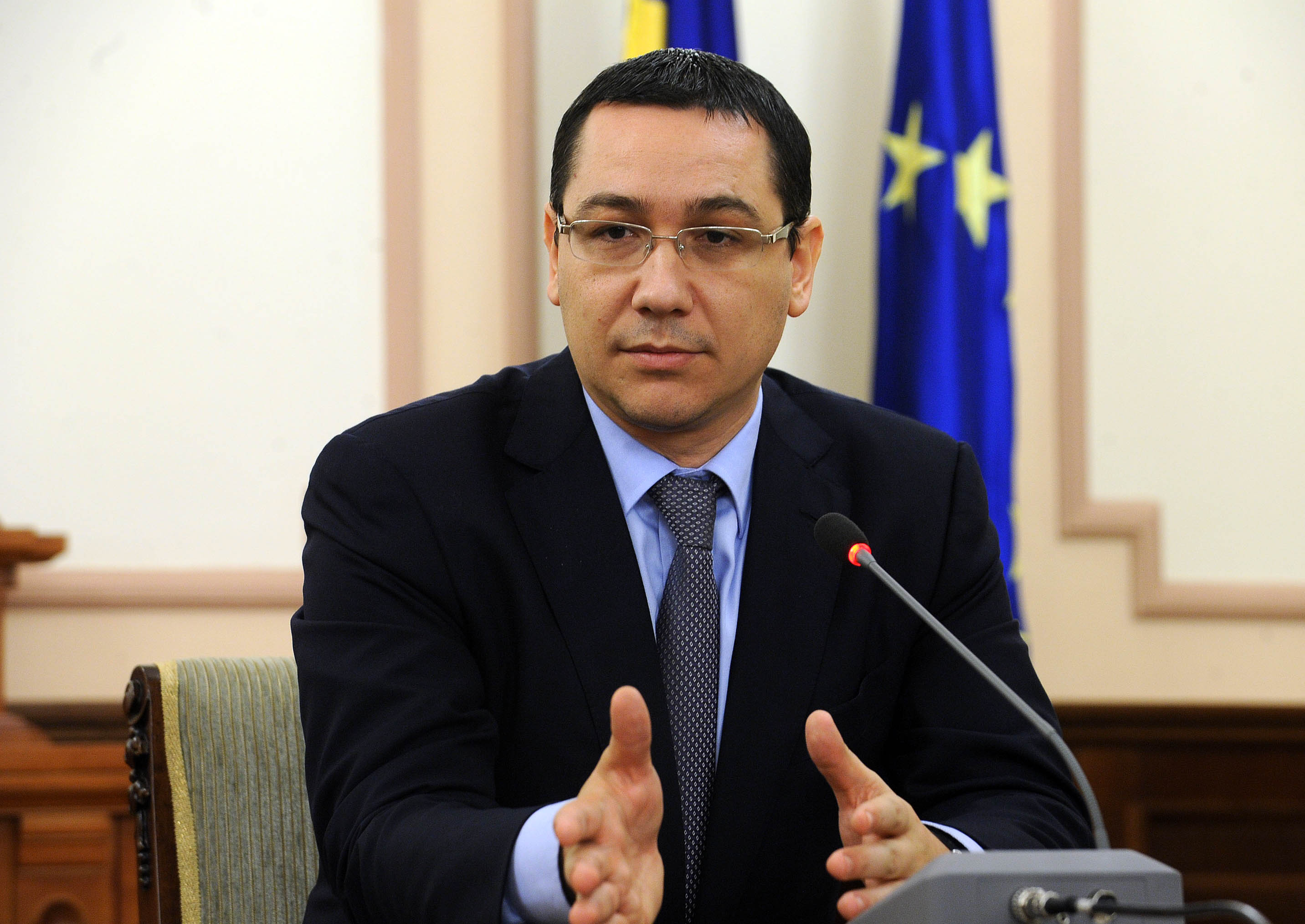 Romanian Gov assumes responsibility for the administrative reform before the Parliament