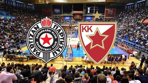 Basketball: Red Star wins Partizan Belgrade 86-83