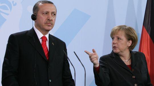 Berlin calls Turkey's EU membership into question