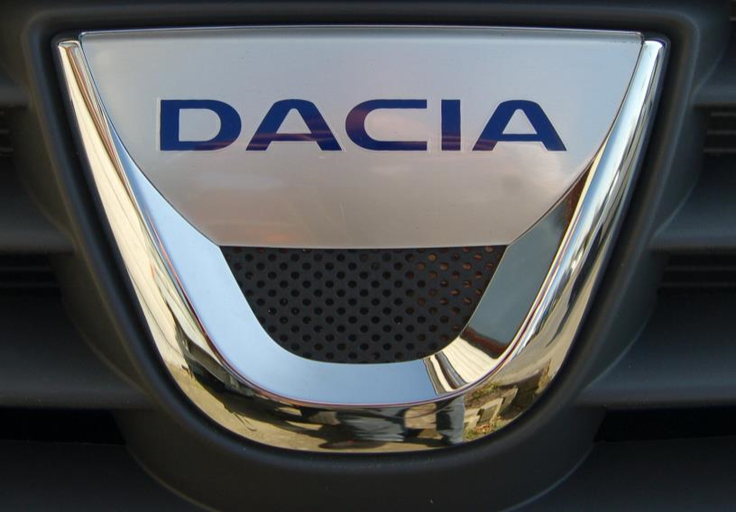 Dacia gains ground in Europe, although motorcar market suffers