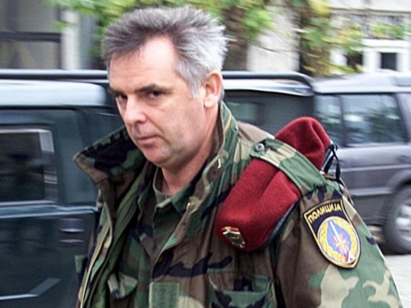 Former Serbian Security Chief Asked President for Pardon