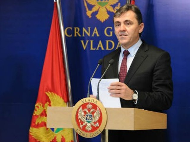 Government has set up a system of control, says Montenegrin Finance Minister