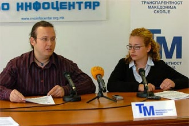 Transparency Macedonia: This is Brussels' most negative report