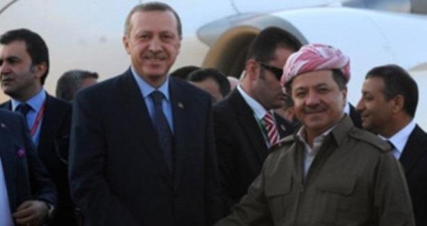 Erdogan – Barzani in Diyarbakir together