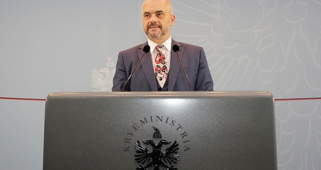 Environmental crimes will be fought, says the Albanian PM