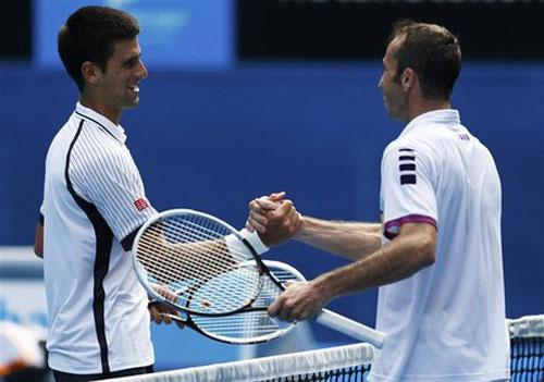 Djokovic to face Stepanek in the Davis Cup finals
