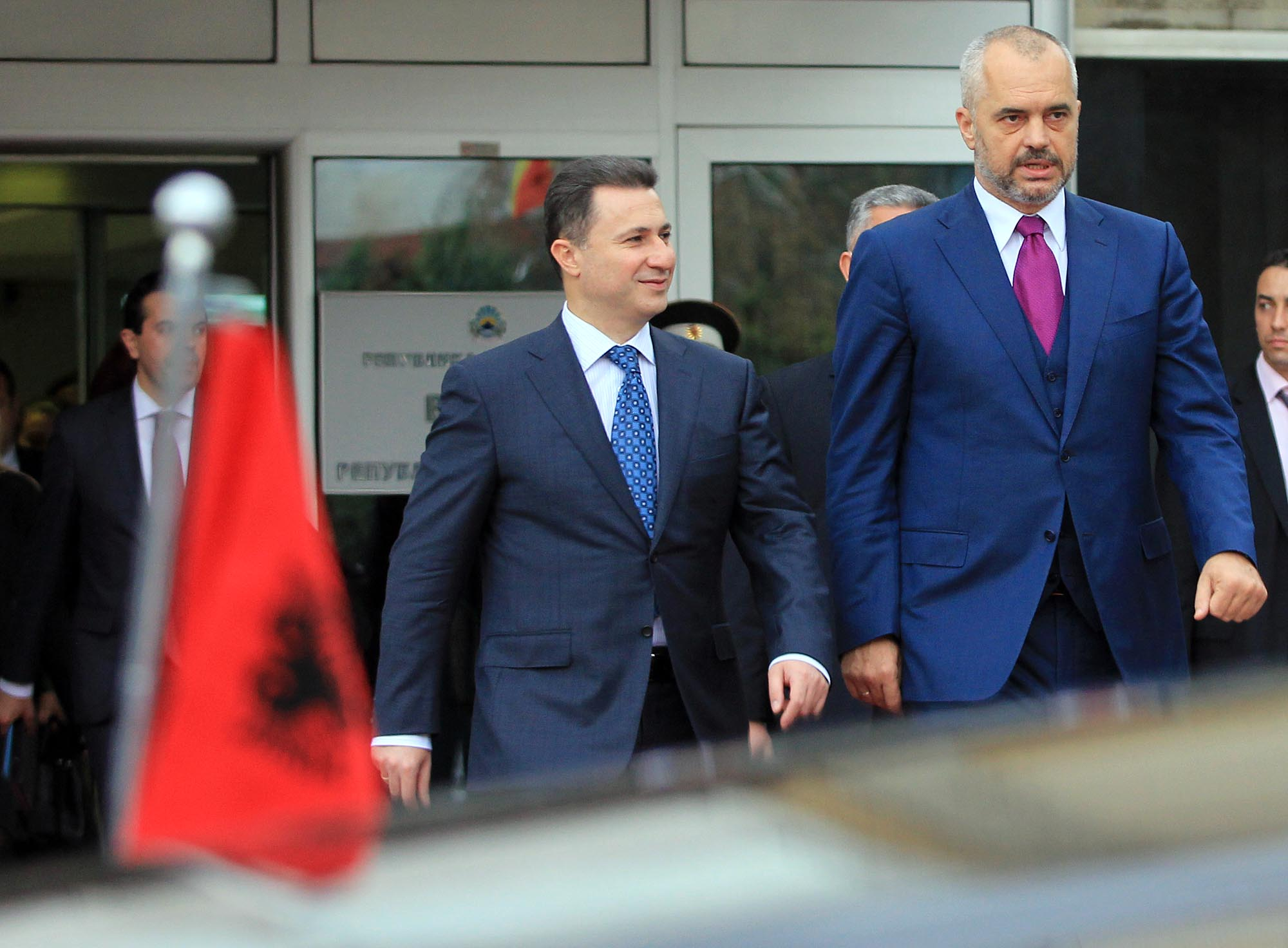 """""""Government in Skopje must demand Tirana authorities to withdraw from Syrian weapons"""""""