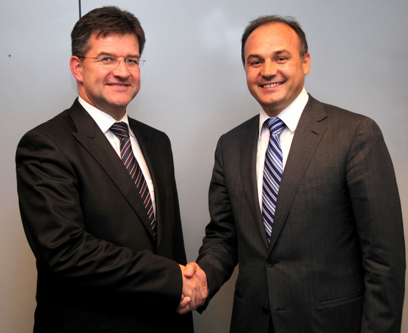 Bratislava promises Kosovo support for the negotiations with the EU