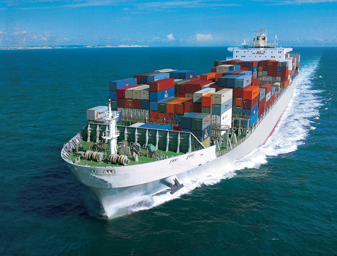 Sea transports in Montenegro increased 44.2% in Q3 2013