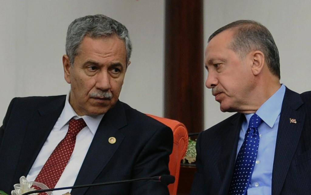 Scenarios of the next day in Erdogan – Arinc relationship