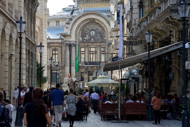 Romanians, wary of starting a business in the current economic climate – poll