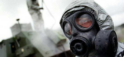 Debates and concerns in FYR Macedonia for the destruction of Syria's chemical weapons