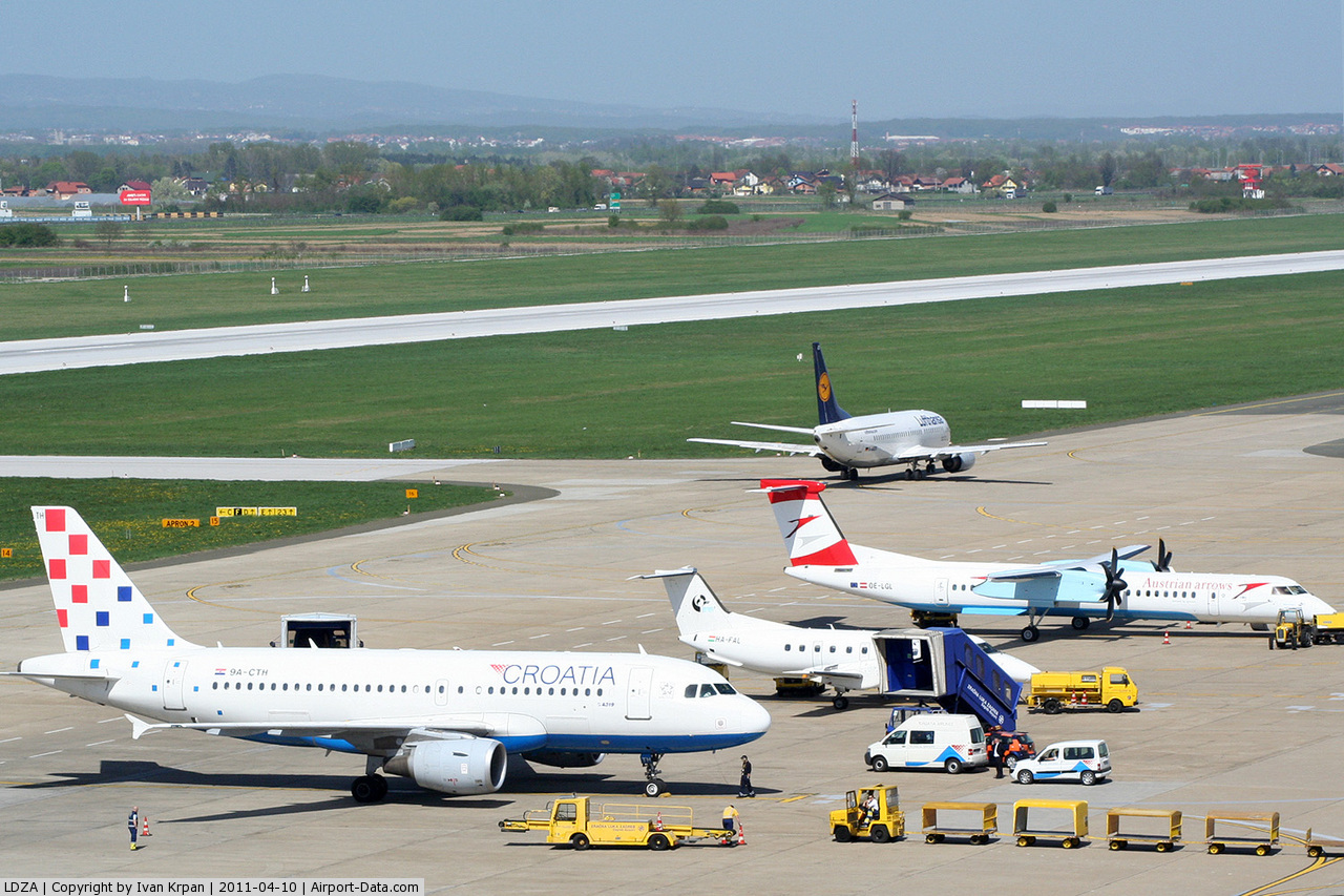 Zagreb Airport's employees to go on strike