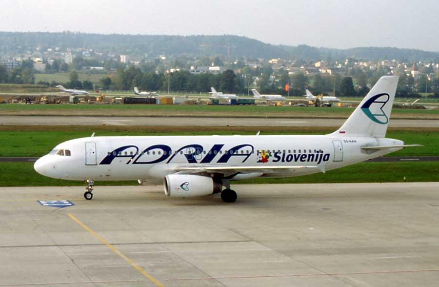 Adria Airways plans to renew its fleet