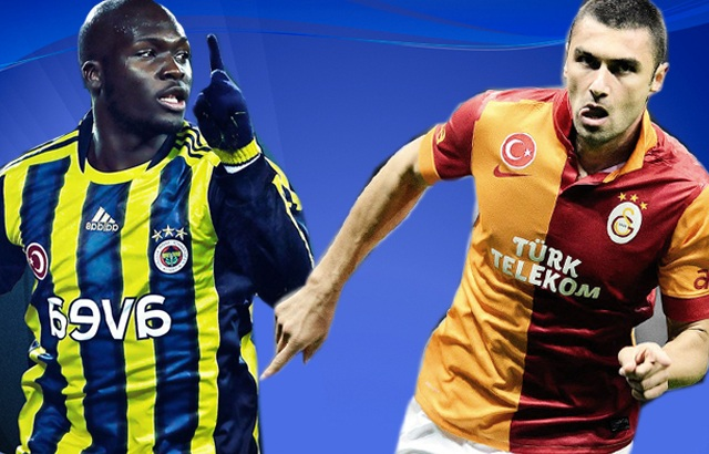 Fenerbahce beats Galatasaray at home: 2-0