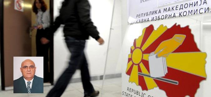 Nikola Rilkovski will be the new head of the Central Commission