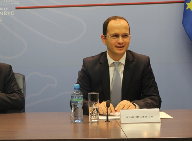 Syrian weapons, Foreign Minister Bushati: Premier Rama has talked to Kerry, there's no decision yet