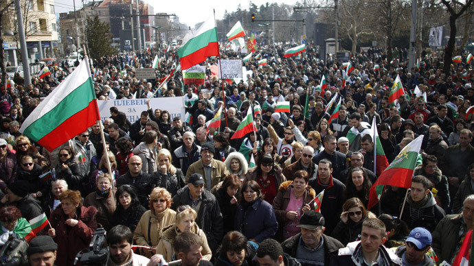 Bulgaria: All protests great and small