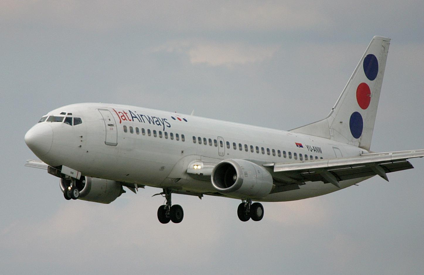 Air Serbia's Boeings to keep flying