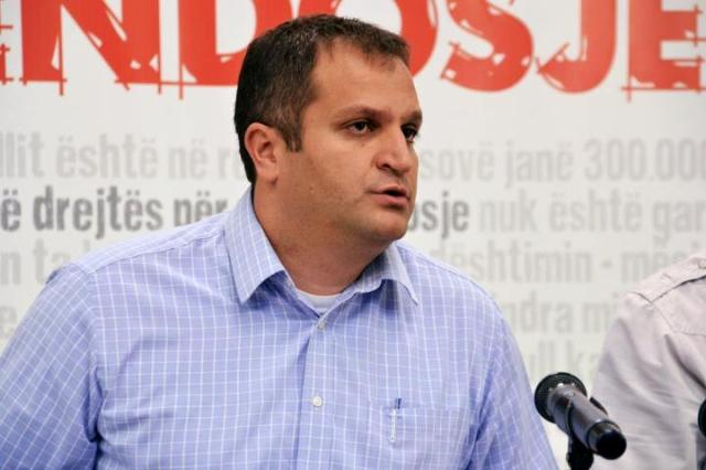 Candidate for mayor of Pristina confident on a victory