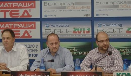 Talks begin on turning Bulgaria's Reformist Bloc into 'lasting political entity'