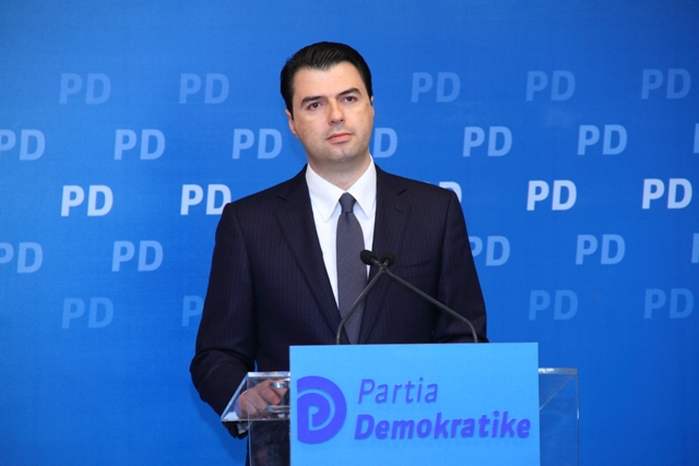 Leader of the opposition accuses the party in power for electoral fraud in Korca
