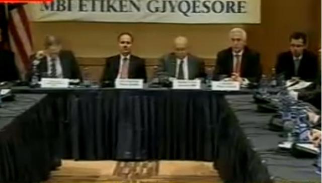 Judicial system must be independent, says US ambassador to Tirana