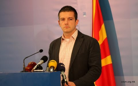 Government is building a tower over Skopje for surveillances, says opposition in FYROM