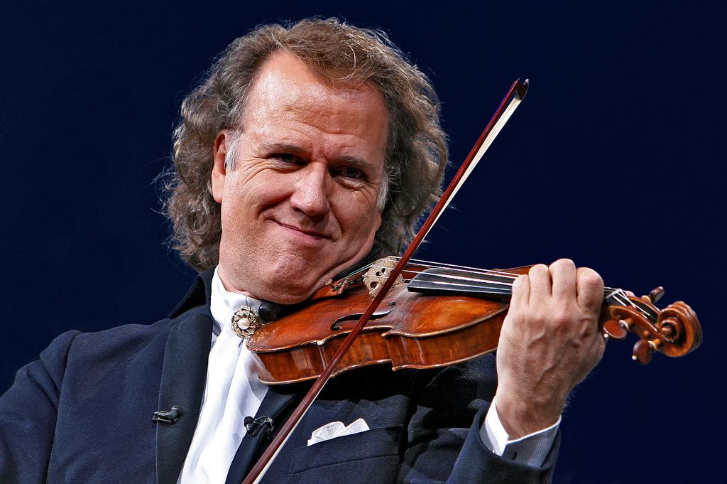 Andre Rieu to perform in Istanbul on November 29th