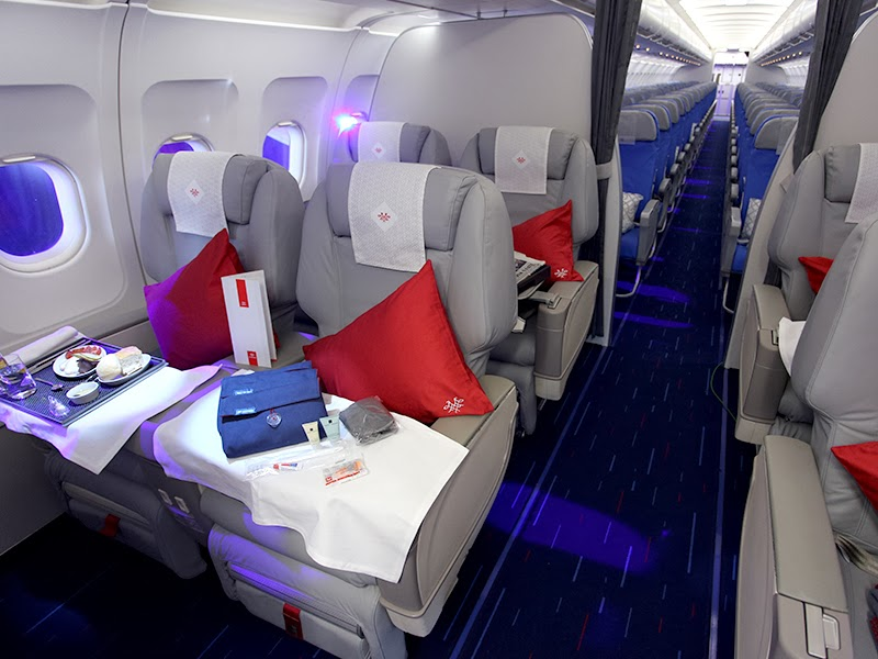 Positive signs in Air Serbia's first week of operation