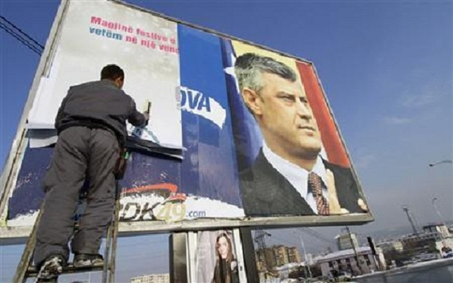 Political parties in FYROM do not position themselves about the elections in Kosovo