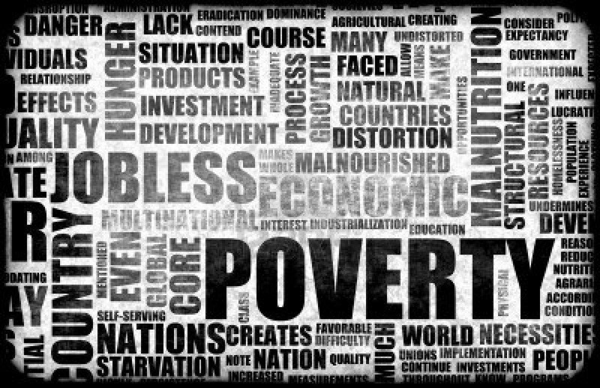 "Poverty ""strangles"" Croatia"