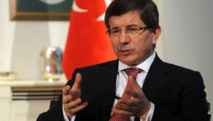 Davutoglu sends a message of peace to Gulen.