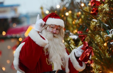 Posters Put up in Sarajevo Neighborhood Declaring New Year and Santa Claus as Christian Holidays