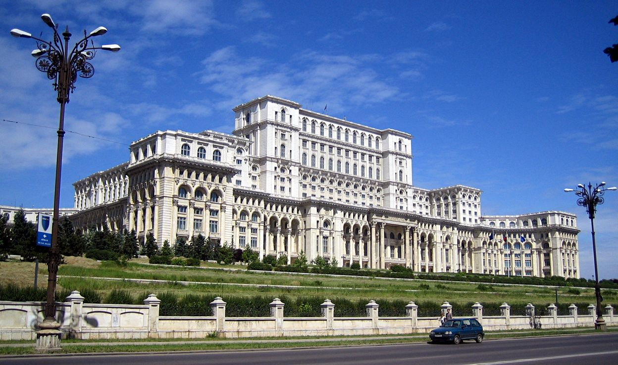 The Romanian Parliament, the organized crime and corruption person of the year