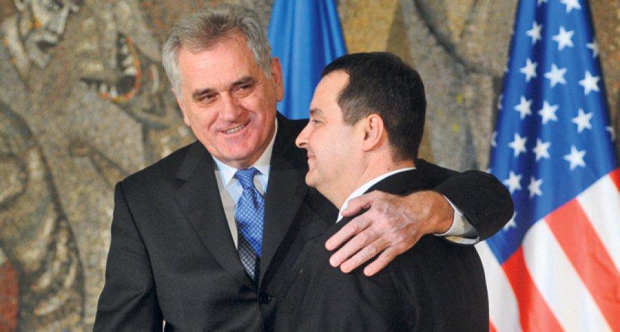 "Serbian President, PM on ""eavesdropping"""