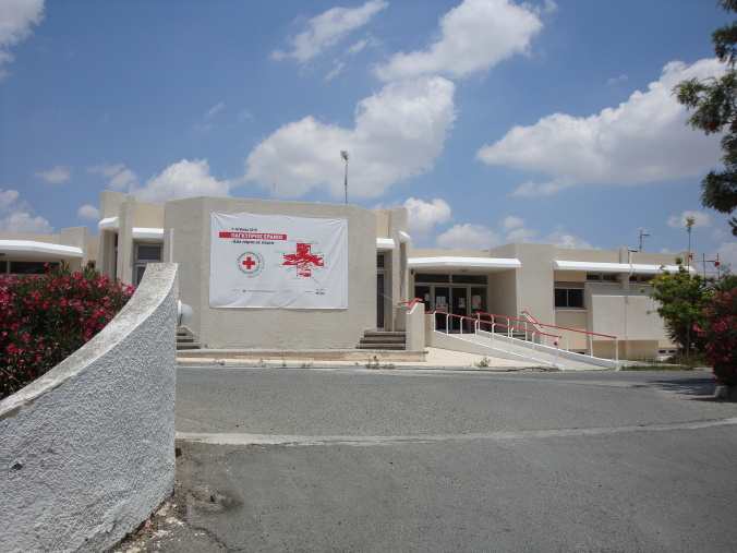 Cyprus Red Cross welcomes any help
