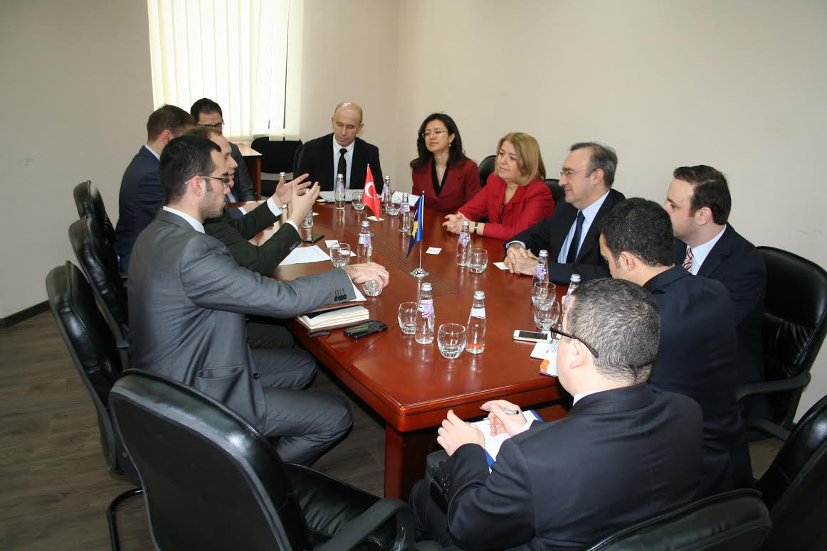 Foreign Ministry of Kosovo and Turkey cooperate in e-government and digital diplomacy